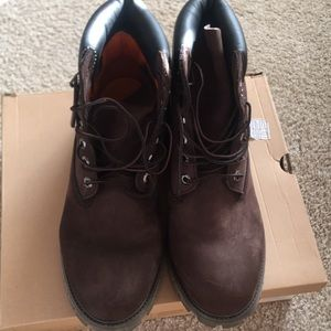 Brand New Men's Timberland Boots Size 10.5